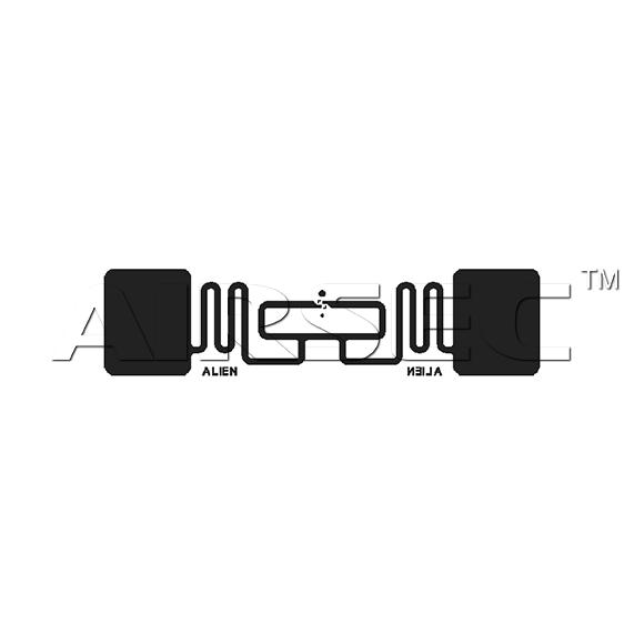 EL8034 Wave - UHF Inlay
